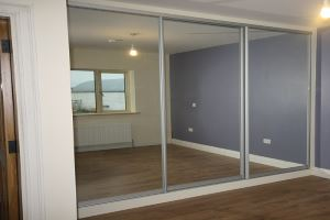 Sliding Door Mirrored Wardrobes